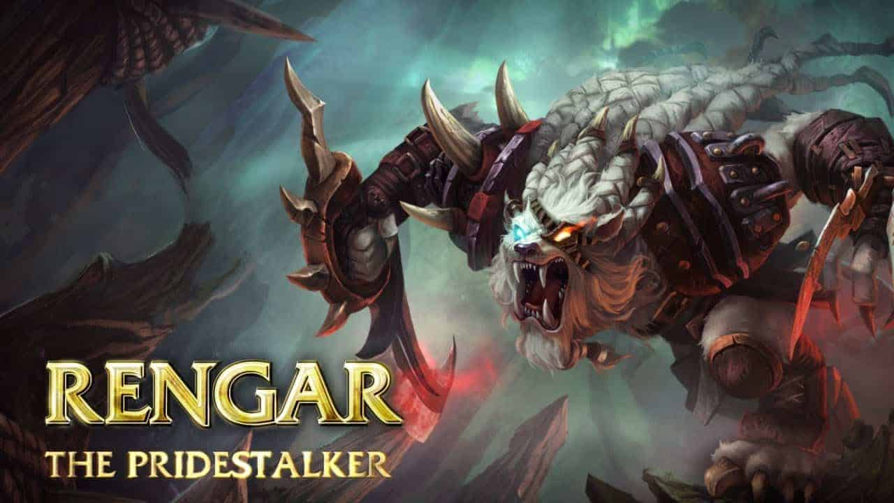 League of Legends – Rengar the Pridestalker Spotlight Video
