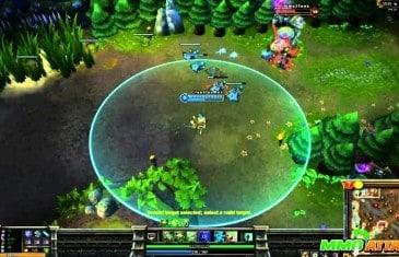 League of Legends – Teemo Gameplay