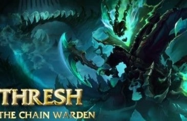 League of Legends – Thresh the Chain Warden