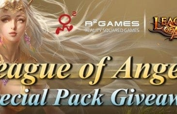 League of Angels Gold Card Giveaway