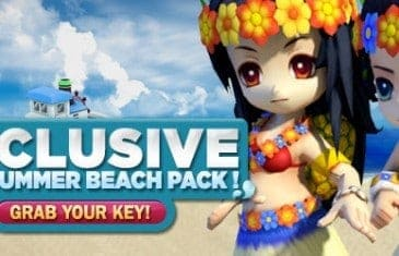 Legend of Edda: Vengeance Beach Pack Giveaway ($15 value)