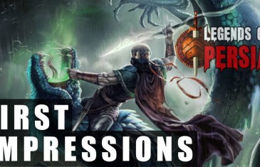 Legends of Persia Gameplay | First Impressions HD