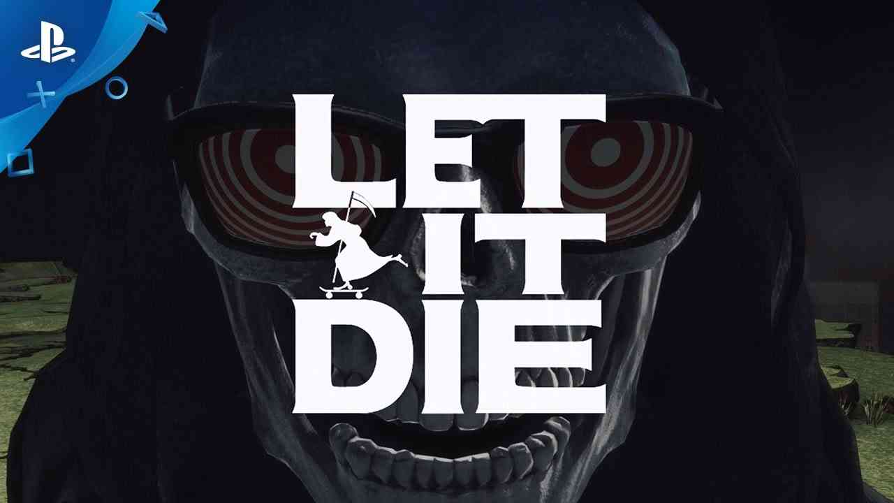 Let It Die Freebie Now Available On PlayStation 4