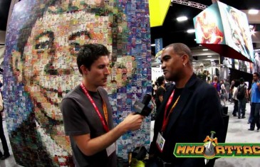 Line of Defense Interview with developer Derek Smart – Comic Con 2012