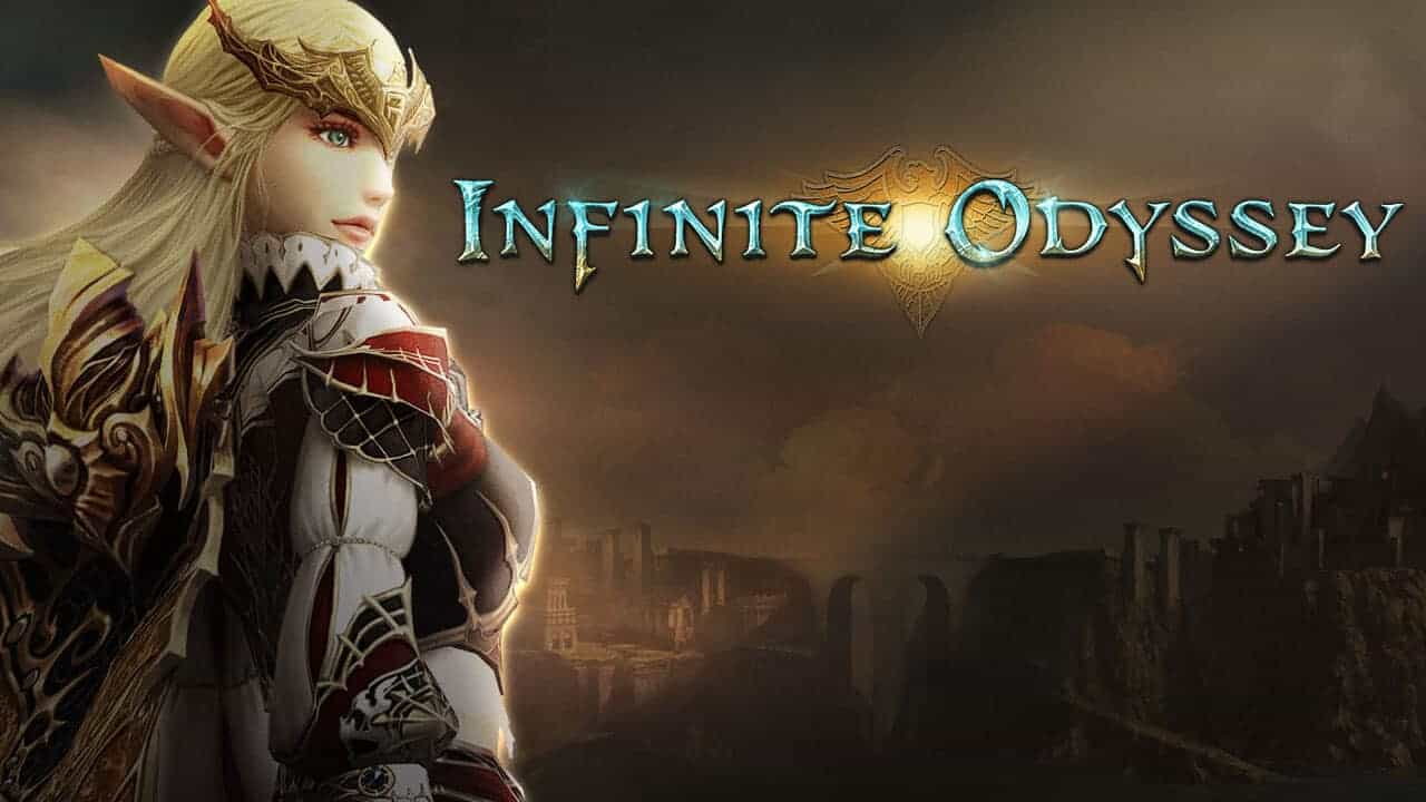 Lineage II: Infinite Odyssey Expansion Live
