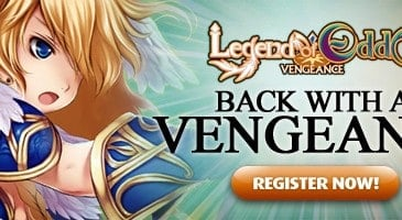 Legend of Edda Closed Beta Key Giveaway