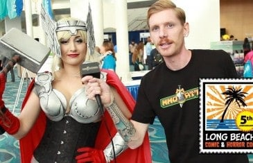 Long Beach Comic Con and Horror Con 2013 – Uncensored