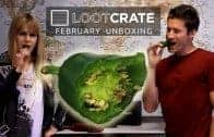 Loot Crate and Jalapenos Unboxing – February 2014