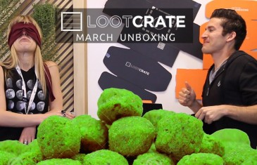 Loot Crate Unboxing – Jalapeno Dog Food – March 2014