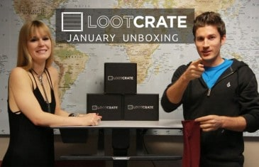 Loot Crate Unboxing – January 2014