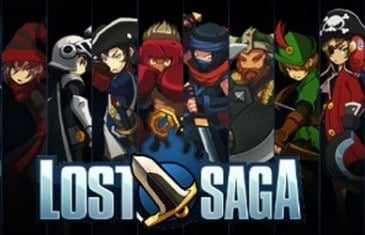 Prepare To Brawl In Upcoming Lost Saga Open Beta