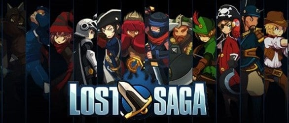 Re-launch of Lost Saga Prepares to Punch You In The Mouth