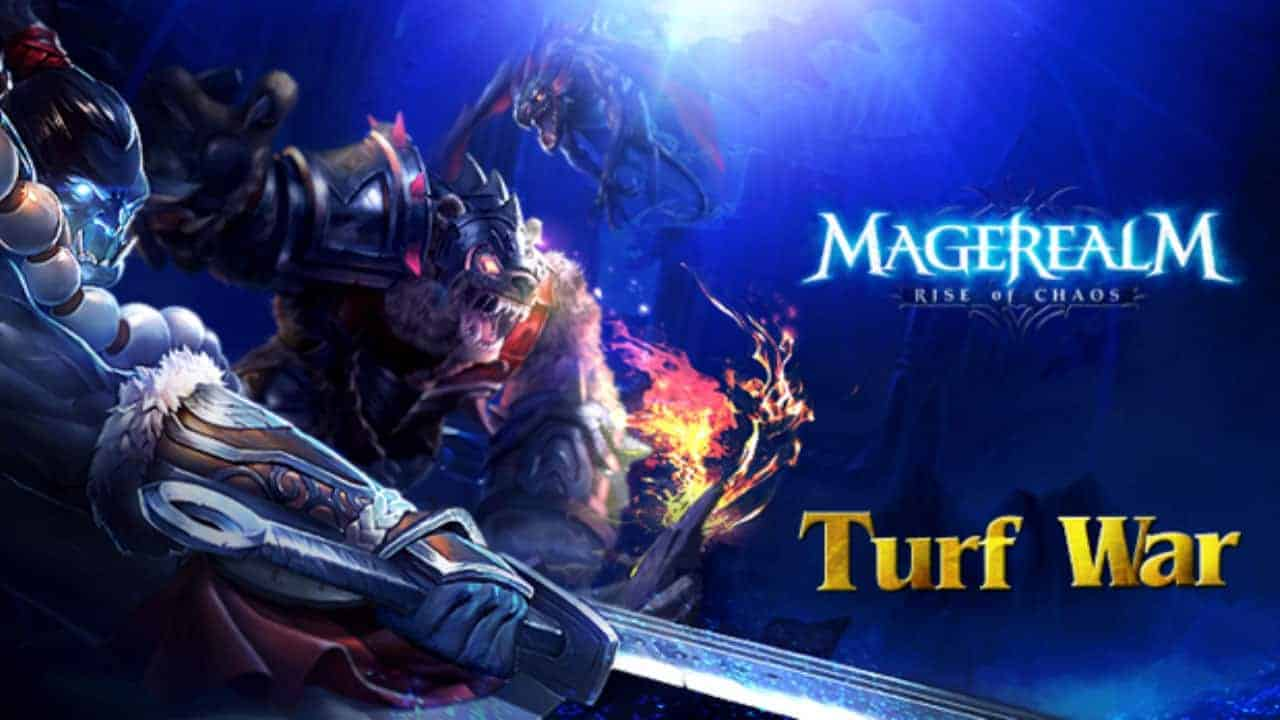 Magerealm's Guild vs. Guild Turf Wars