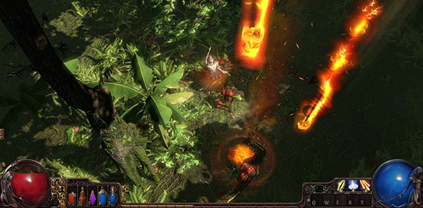 Path Of Exile Celebrating Massively Successful Launch