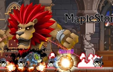 RED: Zero Update Information Revealed For MapleStory