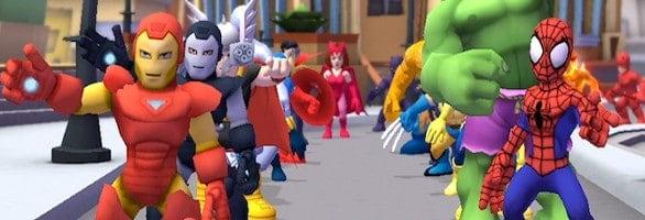 Marvel Super Hero Squad Online – Celebrates Having 4 Million Players