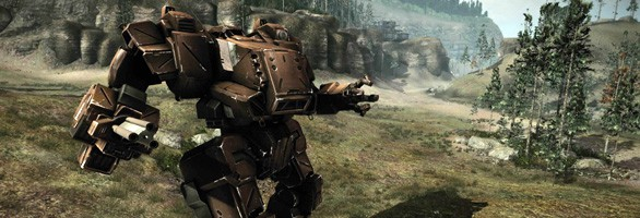 MechWarrior Online – Open Beta Starts Today