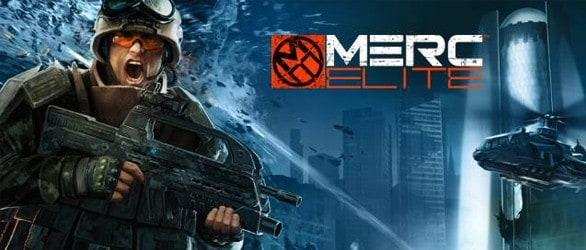 Merc Elite – First Military Based MOBA