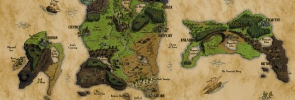 Does Instant Travel Make Huge MMO World's Unimportant  – MMOpinion