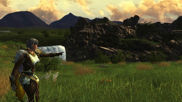 Narrative in MMOs – An Outsider's Perspective