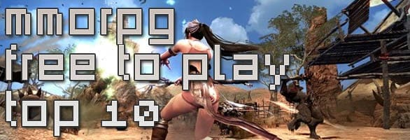 MMORPG Free to Play Top 10