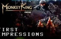 Monkey King Online Gameplay | First Impressions HD
