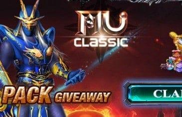 MU Classic Closed Beta Pack Giveaway