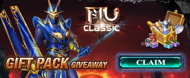 MU Classic Closed Beta Pack Giveaway
