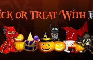 MU Online Trick or Treat Event Giveaway