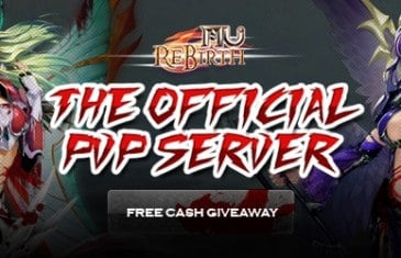 MU Rebirth In Game Cash Giveaway