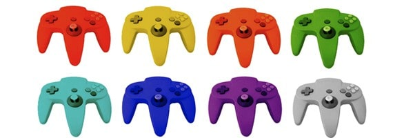 Six Of The Most Bizarre Controllers Ever Devised