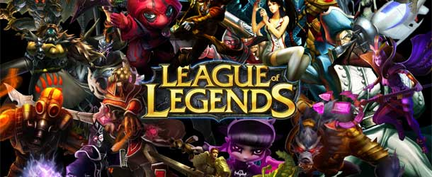 League of Legends: Top Played Champions November 2013