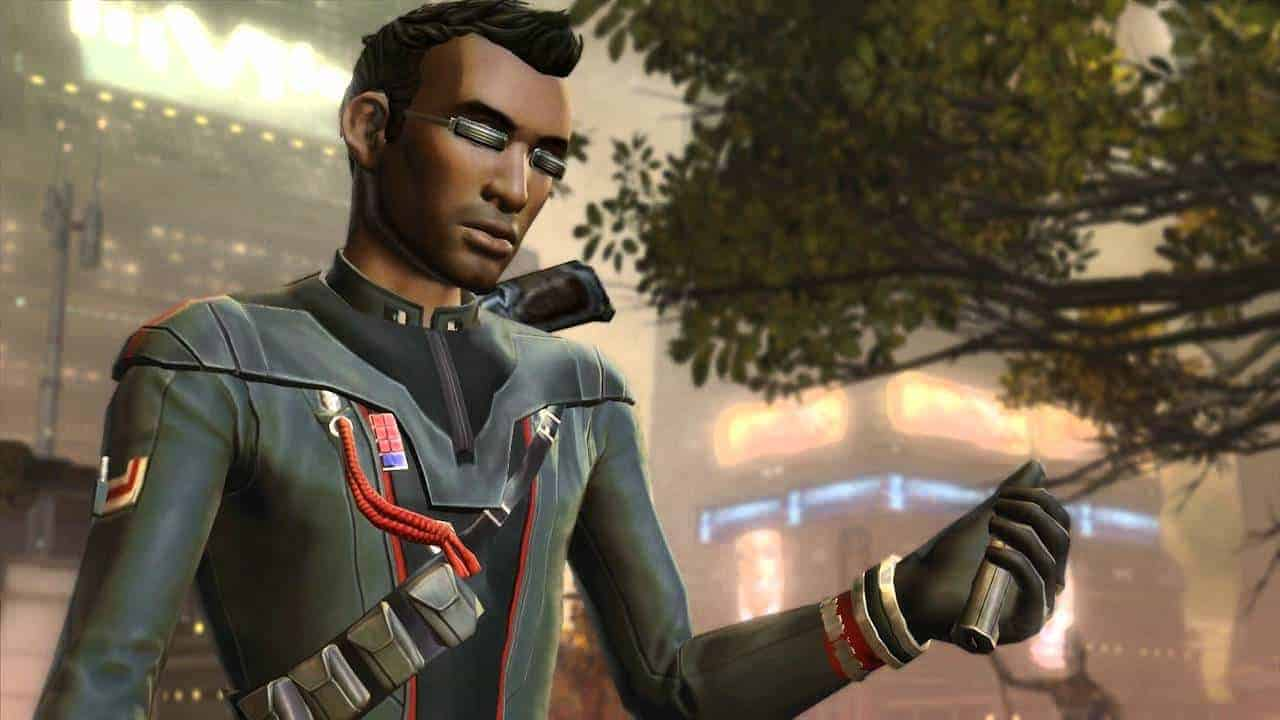 New SWTOR Video: Imperial Agent or Jedi Consular?