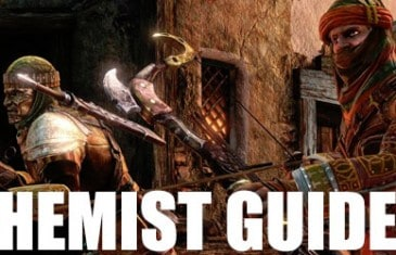 Nosgoth Walkthrough: Alchemist Class Guide