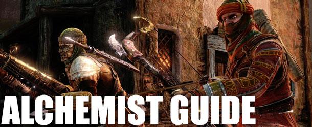 Nosgoth Walkthrough: Alchemist Class Guide