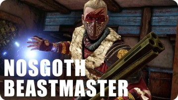 Nosgoth Beastmaster Class Reveal Moving Picture Trailer
