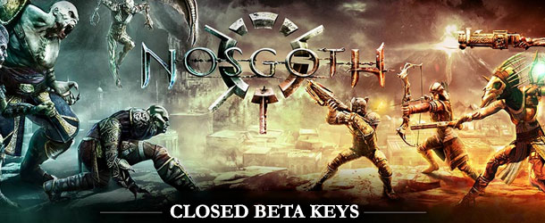 Nosgoth Closed Beta Keys