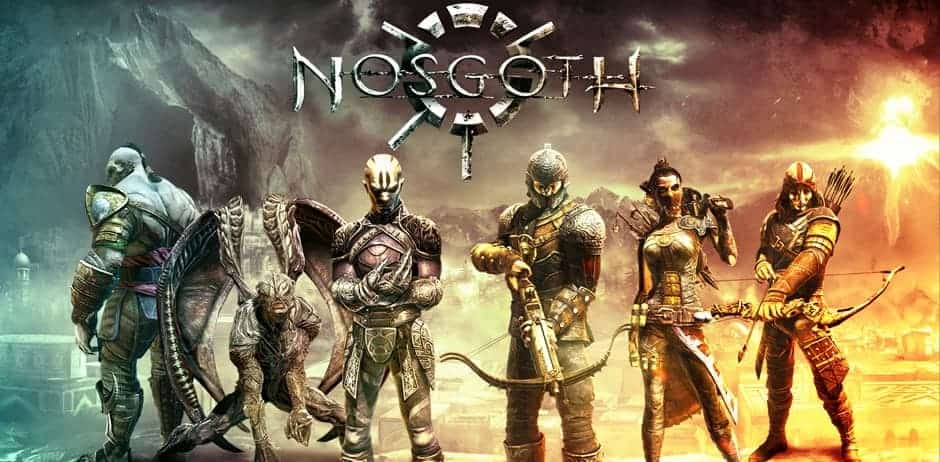 Nosgoth Closed Beta Announced