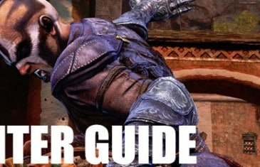 Nosgoth Walkthrough: Hunter Class Guide
