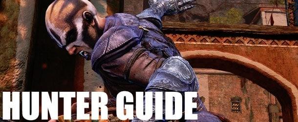 Nosgoth Walkthrough: Hunter Class Guide
