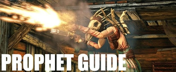 Nosgoth Walkthrough: Prophet Class Guide