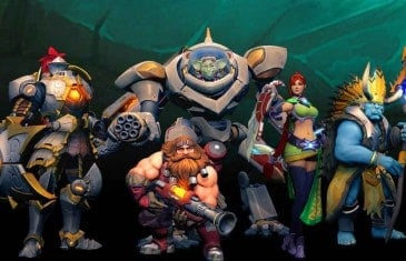 Paladins Enters Open Beta On Steam