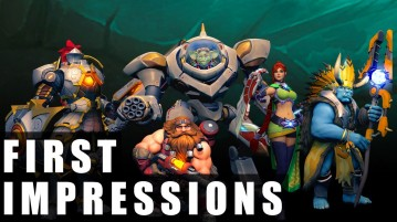 Paladins Gameplay | First Impressions HD