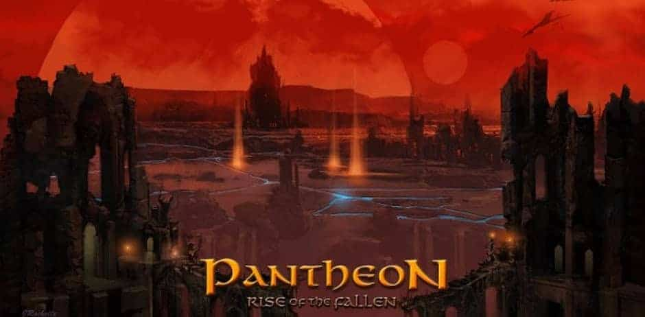 Pantheon: Rise of the Fallen Demo Prototype Video