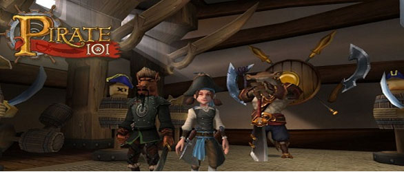 Pirate101 Sails Into Beta Testing