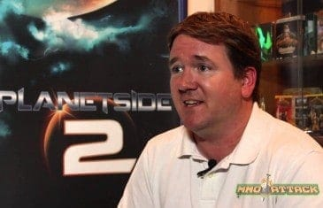 PlanetSide 2 Developer Interview – Rodney Gates