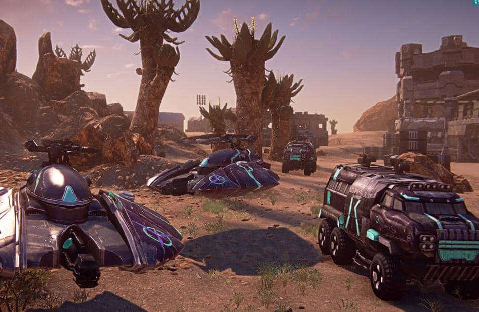 PlanetSide 2 Surpasses 5 Million Players