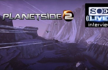 PlanetSide 2 Nexus – Battle Island Interview – SOE Live 2013