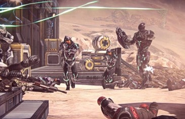 PlayStation 4 Welcomes PlanetSide 2 Closed Beta