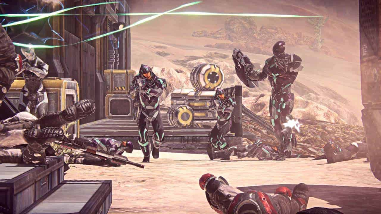 PlanetSide 2 PS4 Beta Expected Before 2015